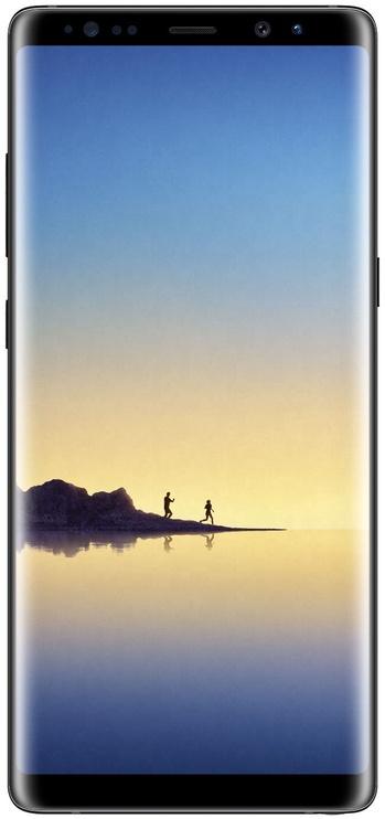 Samsung SM-N950F Galaxy Note 8 64 GB Dual Midnight Black