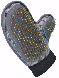 Trixie Coat Care Glove With Wire Bristles 18x24cm