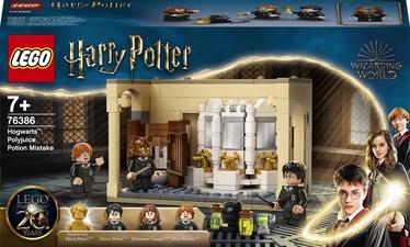 Konstruktor LEGO Harry Potter Hogwarts™ Polyjuice Potion Mistake 76386, 217 tk