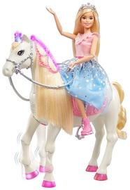 Nukk Mattel Barbie Princess Adventure Prance & Shimmer Horse GML79