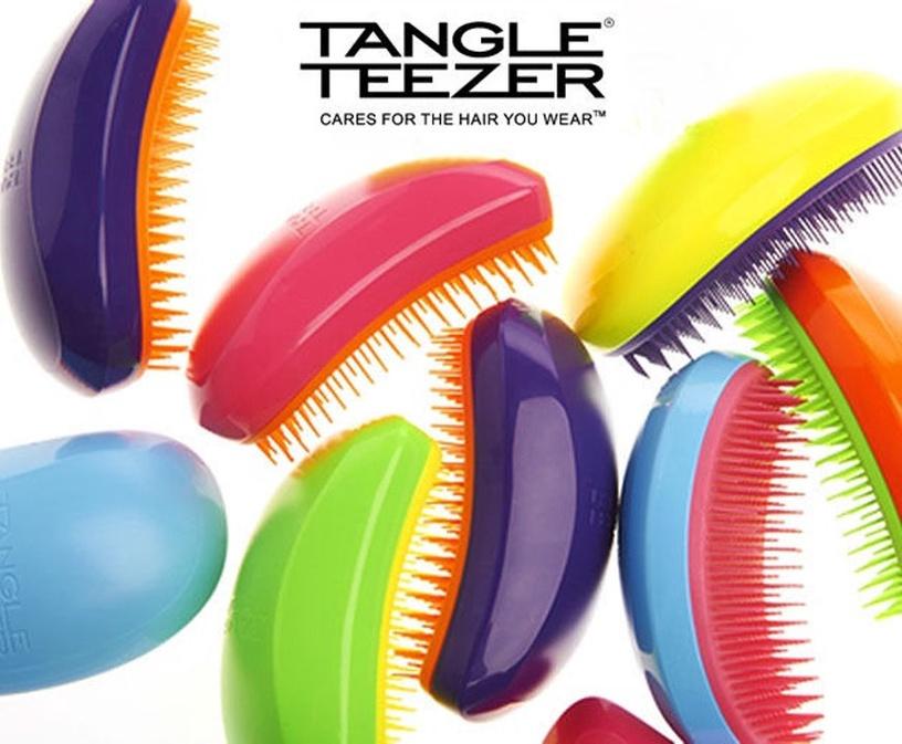 Tangle Teezer Salon Elite Brush Panther Black