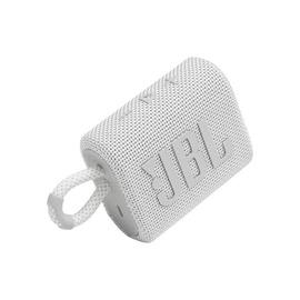 Беспроводной динамик JBL GO 3, белый, 4 Вт