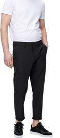 Audimas Stretch Fabric Crop Pants Black 176/50