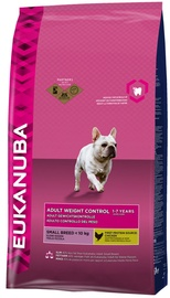 Eukanuba Adult Small Weight Control 1kg