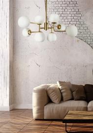 Maytoni Erich Ceiling Lamp 8x40W E14 Brass