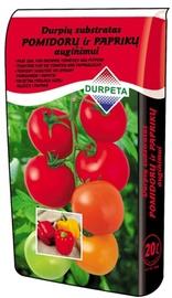 Tomati- ja paprikaturvas Durpeta 20 l