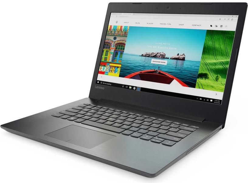 Lenovo IdeaPad 320-14 Black 80XK0140PB|12
