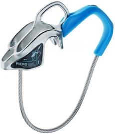 Edelrid Descent Device Micro Jul Grey/Blue