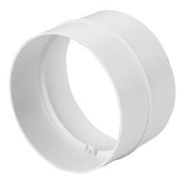 Muhv Europlast AS125, 125 mm lõõtstorudele valge