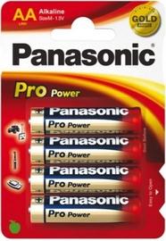 Panasonic LR6 Alkaline Battery AA-M x 4