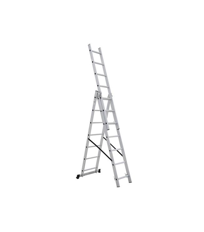 HausHalt BL-E307 Double-Sided 7-Steps Ladders