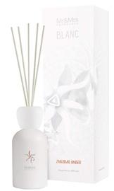 Mr & Mrs Fragrance Blank Liquid Diffuser 250ml Zanzibar Amber