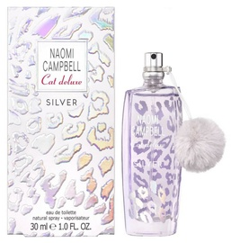 Naomi Campbell Cat Deluxe Silver 30ml EDT