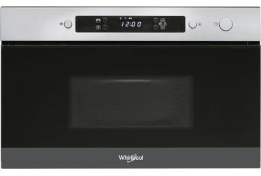 Integreeritav mikrolaineahi Whirlpool AMW 4900/IX Inox/Black