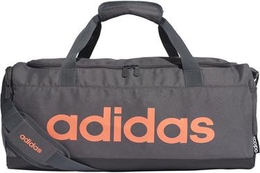 Adidas Linear Logo Duffel Bag S FM6747 Grey