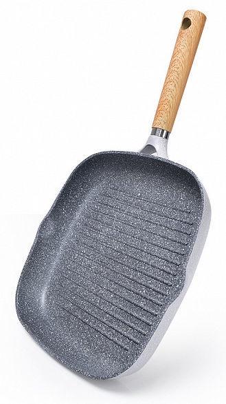 Fissman Shadow Borneo Grill Pan 28x4.5cm