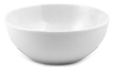 Cesiro Royal Bowl D19cm White