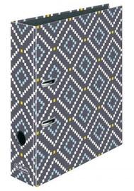 Herlitz Folder A4/8cm Rhombus
