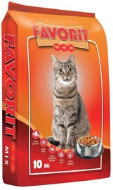 Favorit Cat Food Mix 10kg