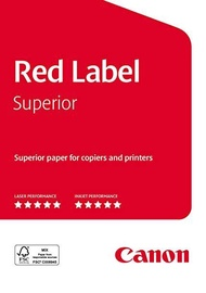 Canon Red Label Superior A4 500 Sheets