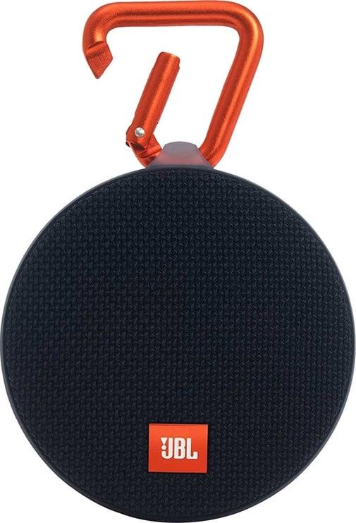 JBL Clip 2 Bluetooth Speaker Black