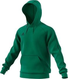 Adidas Mens Core 18 Hoodie FS1894 Green 2XL