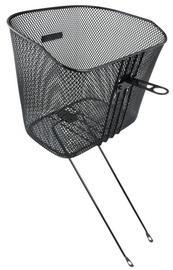 Force Front Basket 26 x 35cm Black