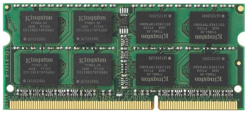 Kingston 8GB 1600MHz DDR3L KVR16LS11/8+PAUSCHALE Installation
