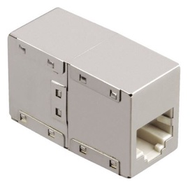 Hama Modular Coupler CAT5e 2x RJ45 Metal