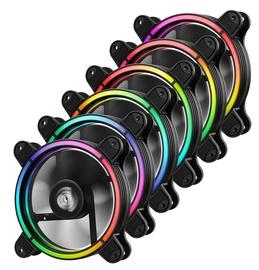 Enermax T.B RGB 120mm 6 Fan Pack UCTBRGB12-BP6