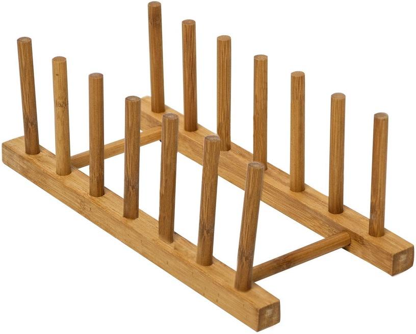 Home4you Bamboo Home Dish Rack 70513