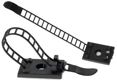 Ohne Hersteller Cable Clamp x 10 94mm Black