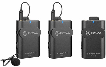 Boya Wireless Microphone System BY-WM4 Pro-K2