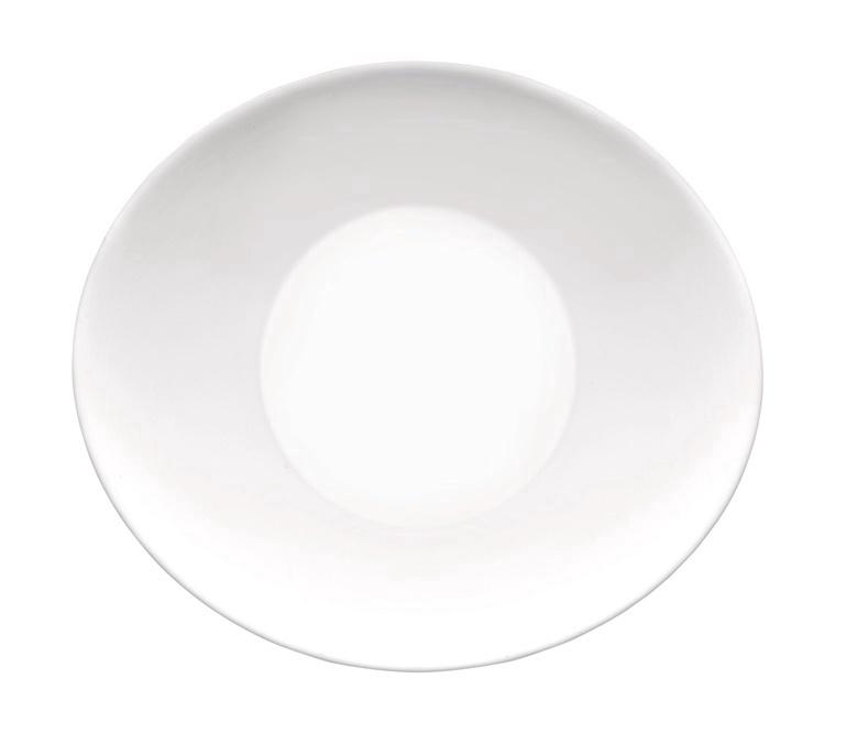 Desserttaldrik Prometeo 22X19 cm