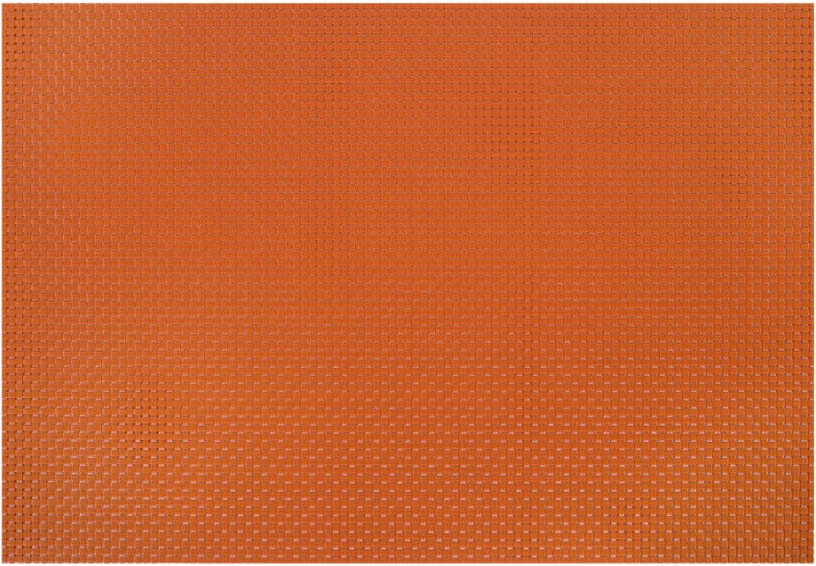 Home4you Textiline Table Mat Orange