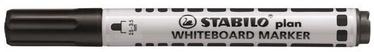 Stabilo Plan Whiteboard Marker Black