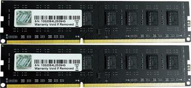 Operatiivmälu (RAM) G.SKILL Value F3-10600CL9D-8GBNT DDR3 8 GB