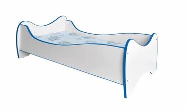 Lastevoodi Duo, sinine, 70 x 140 cm