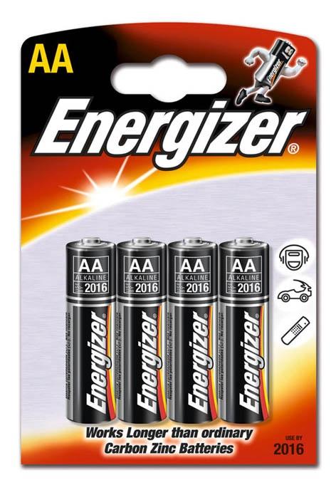 PATAREI ENERGIZER BASE AA ALK1.5V B4