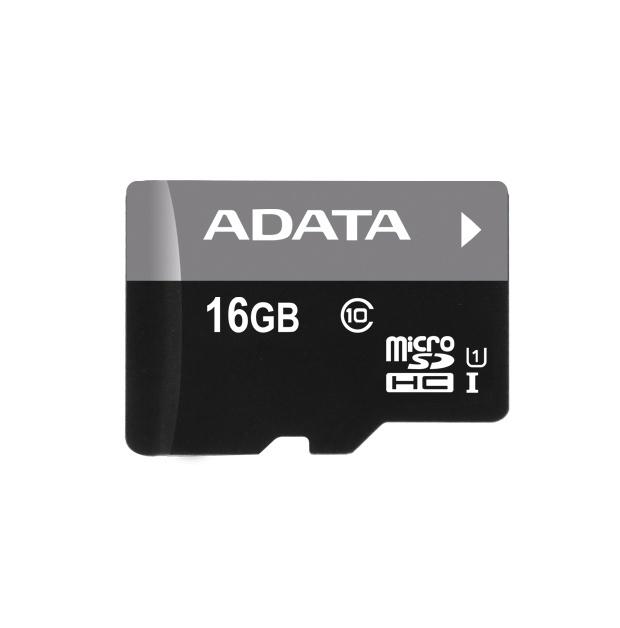 Mälukaart Adata microSDHC CL10, 16GB