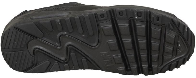 Nike Sneakers Air Max 90 Mesh Gs 833418-001 Black 36.5
