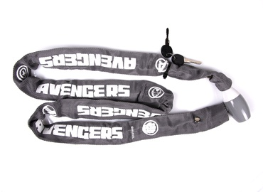 Avengers Bicycle Chain Lock