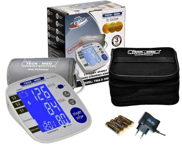 Tech-Med TMA-6 Omega Blood Pressure Cuff