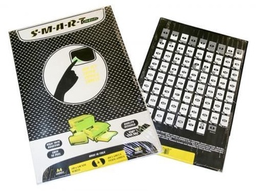 Smart A4 Sticker Paper For Printers 25x10mm