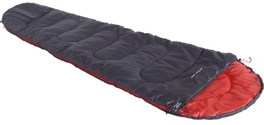 Magamiskott High Peak Action 250 26021 Blue/Red, vasak, 225 cm