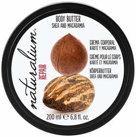 Naturalium Shea And Macadamia Body Butter 200ml