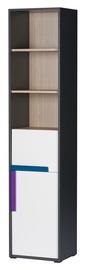 Szynaka Meble Ikar 01 Shelf 43.7x194.3cm White