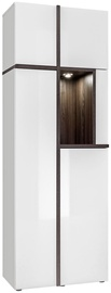 ASM WSW Cross Standing Cabinet White