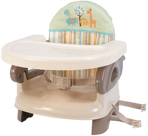 Summer Infant Deluxe Comfort Folding Booster Seat Safari Stripe