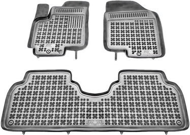 REZAW-PLAST Hyundai ix20 2010 Rubber Floor Mats